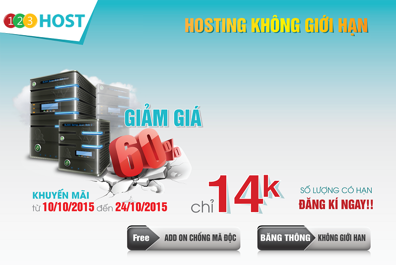 hosting gia re