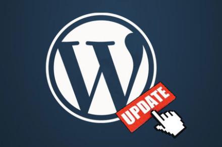 tat tinh nang update cua wordpress
